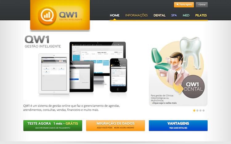 QW1 Web Site